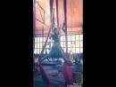 видос с тренировочки по воздушке