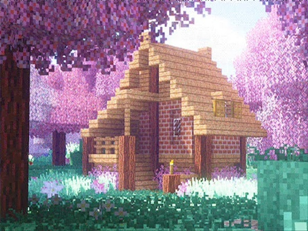 SAD IN MINECRAFT Minecraft Theme Lofi Mix