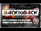 Back to Back - Gli 11 anni di m2o at Spazio 900