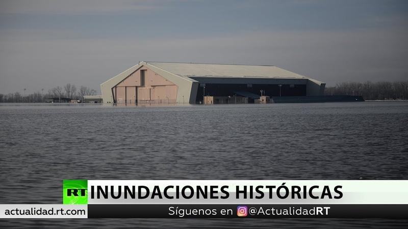 Al menos 3 muertos en inundaciones históricas en el centro de EE.UU.