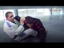 Ganal Hassan Omoplata from butterfly Guard