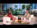 Keira Knightley on The Ellen Show с субтитрами