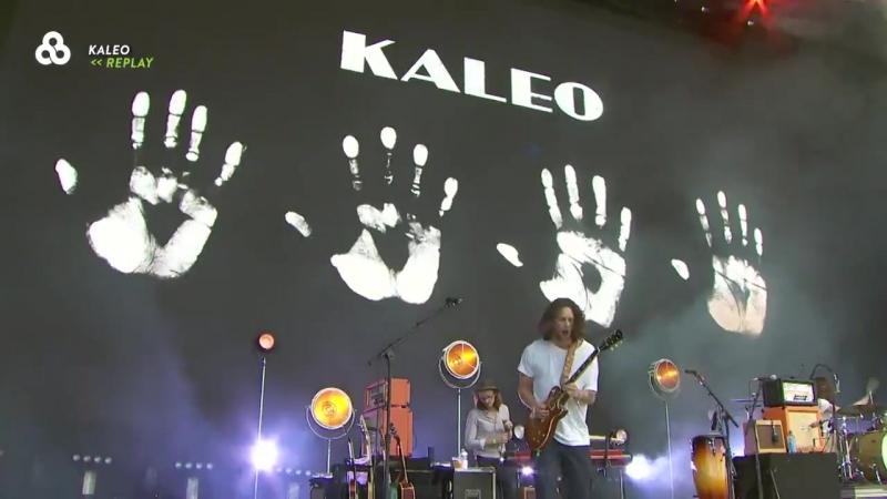 Kaleo Hot Blood