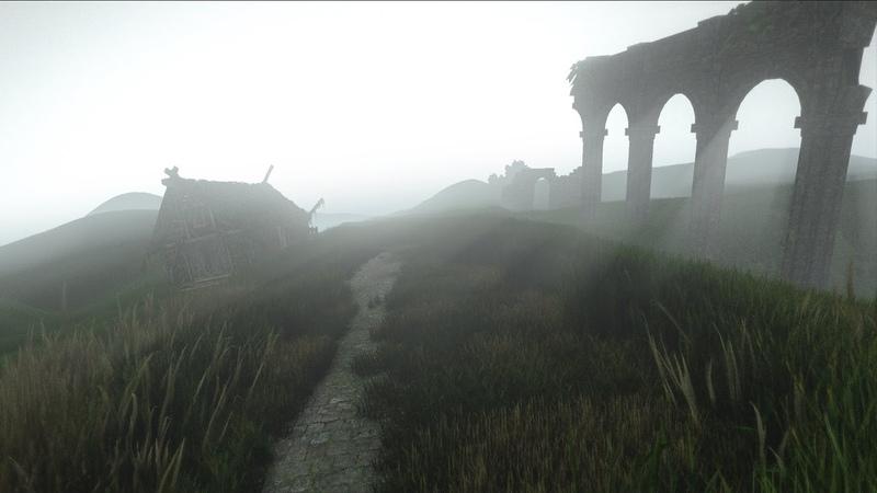 Foggy Hills | Speed Level Design (Unity 5)