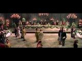 Благородный средневековый танец D (A Knight's Tale, 2001)
