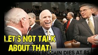 What MSM DOESNT Want You to Know About Their Coverage of McCain!