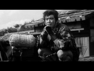 Тринадцать убийц / Jsan-nin no shikaku /13 убийц Jsan-nin no shikaku (1963): Трейлер