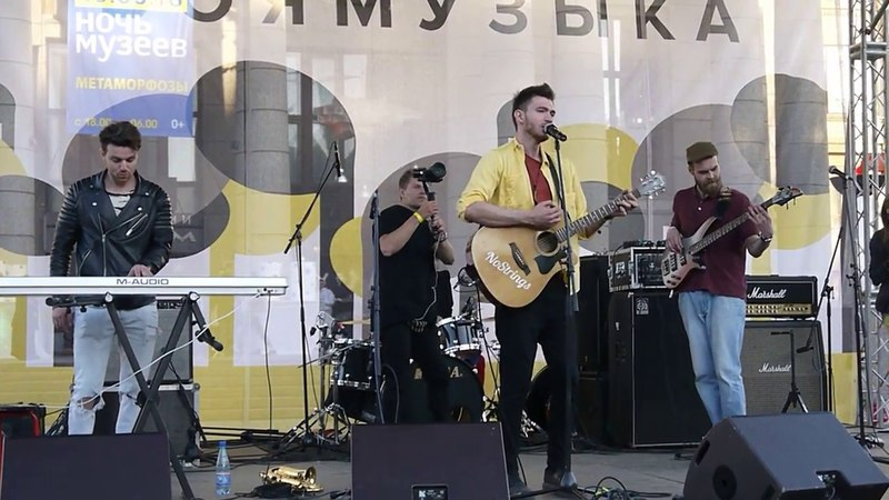 Костя Битеев No strings - Щёчки 19/05/18