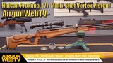 Hatsan Proxima Multi-Shot, Fixed Barrel, Vortex Powered Tack Driver! - Video by AirgunWebTV