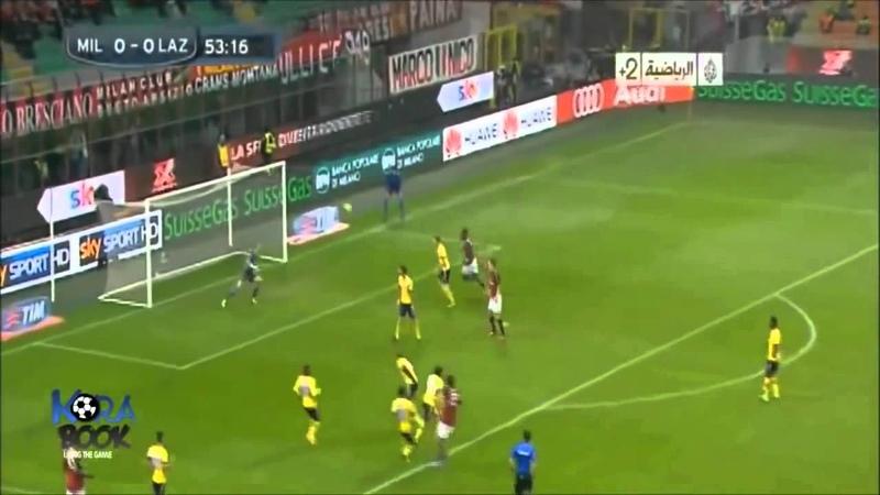Kaka Goal vs Lazio 2013