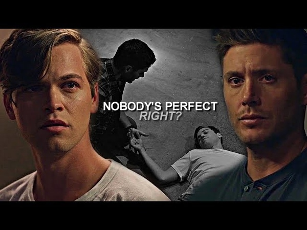 Dean Jack • nobody's perfect, right?