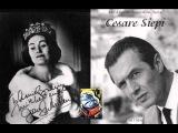 Dame Joan Sutherland &amp Cesare Siepi. Lucia di Lammemoor.