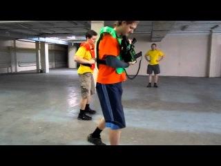 Пикачу vs Крыс (разминка)