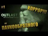 Outlast: Whistleblower (DLC) | Хоррор! | Тайны психиатрической больницы Маунт Мэссив | Прохождение #1