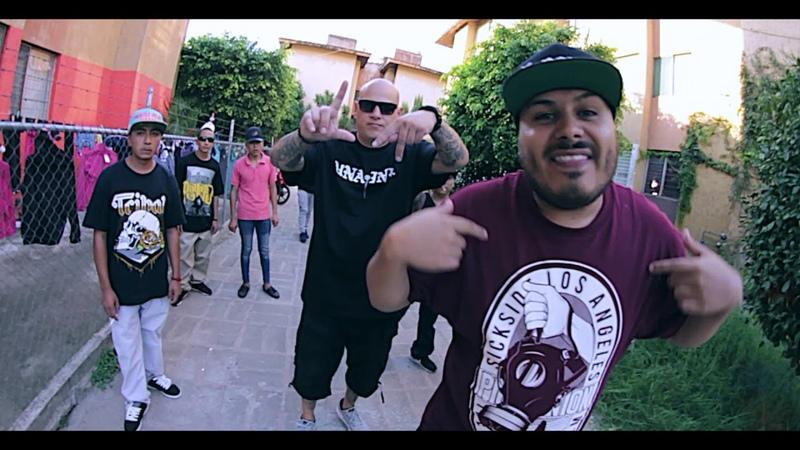 THEY LIV - Vivir Así ft. Sinful, Sick Jacken (Official Music Video)