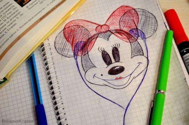 Как сделать дневник своими руками картинки поэтапно