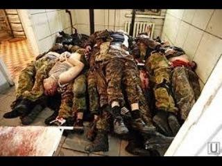 В больницах Донецка 43 раненых, в моргах   36 погибших