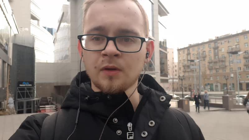 Видео от Дмитрия Жучкова