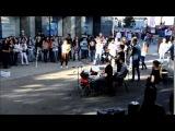 [Karaganda] 7-ое мая, выступление возле тг