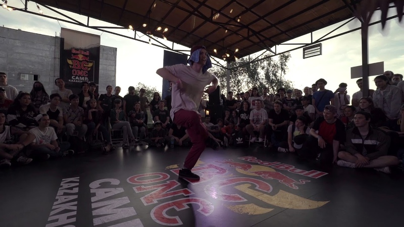 Red Bull BC One Camp Kazakhstan   Exhibition Battle: Bauka vs Andrey Stylez   Danceproject.info