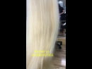Double drawn Vietnamese colored 60 weft hair extensions