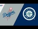 IL / 18.08.18 / LA Dodgers @ SEA Mariners (2/3)