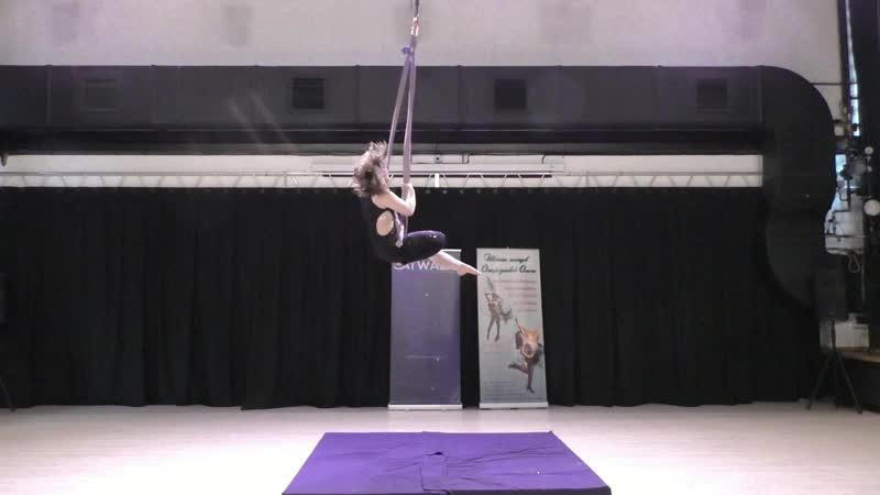 Елизавета Редькина - Catwalk Dance Fest IX[pole dance, aerial] 30.04.18.
