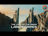 The Lord of the Rings Landscapes Montage (4K Supercut)