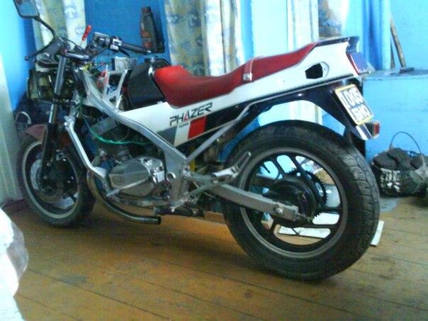 Мотоцикл Ява : тюнинг. Ява 350 : способы улучшения 84