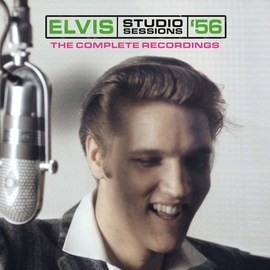 Elvis Presley альбом Elvis Studio Sessions '56