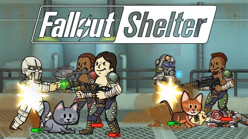 БОЛЬНИЦА СВЯТОЕ СЕРДЦЕ И УБЕЖИЩЕ 390 Fallout Shelter 53