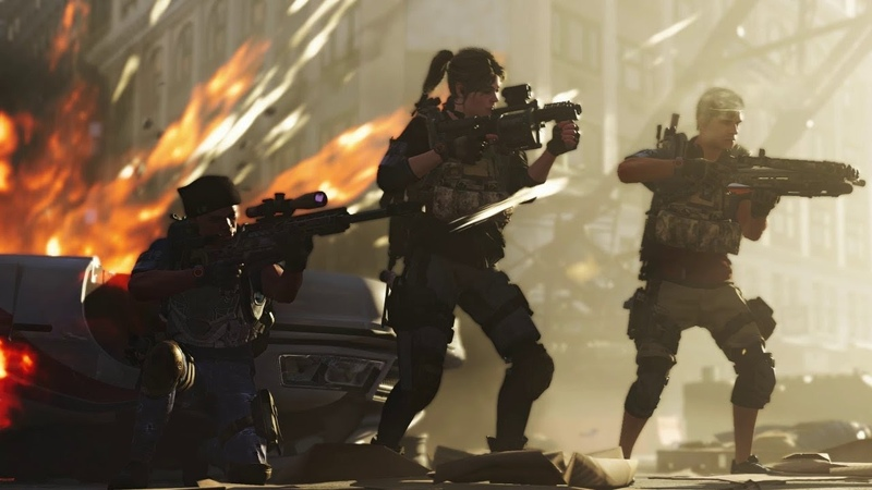 Tom Clancy's The Division 2 - 'What is The Division 2' Trailer