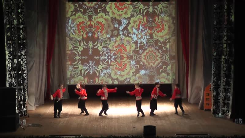 ТулиНСКие забавы (парни) - Танец с бубнами