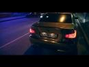 Тест Драйв от Давидыча BMW M5 E60 Тень