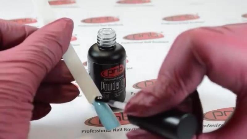 Обзор Powder Top Cashmere effect PNB _ Пудровый топ с эффектом кашемира