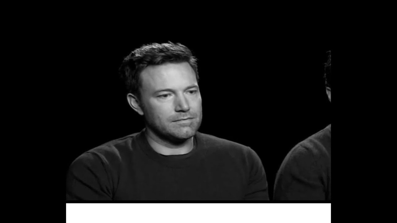 Sad Affleck!! Why are we still here,Just to suffer