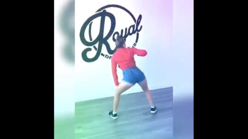 Студия танцев Royal DC, DANCEHALL, Таня