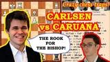 Magnus Carlsen vs Fabiano Caruana