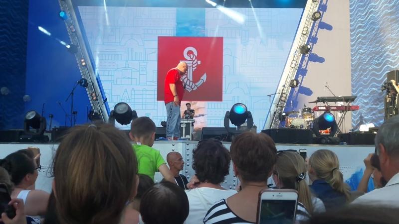 Доминик Джокер в севастополе 14.05.2018