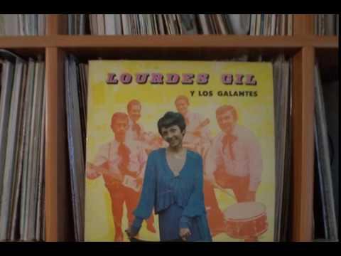 Lourdes Gil Y Los Galantes (1969, Areito LDA-3329) full album