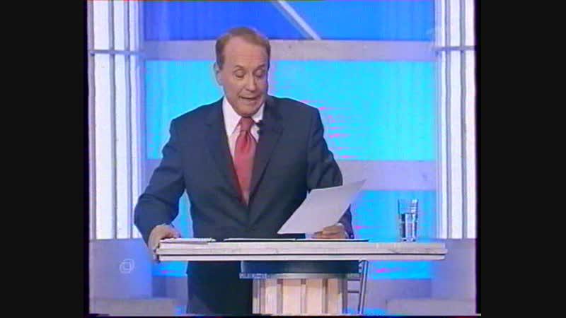 КВН-2006 Высшая лига [Вторая 1/4 финала] (Первый канал, 18 июня 2006) отрывок 1
