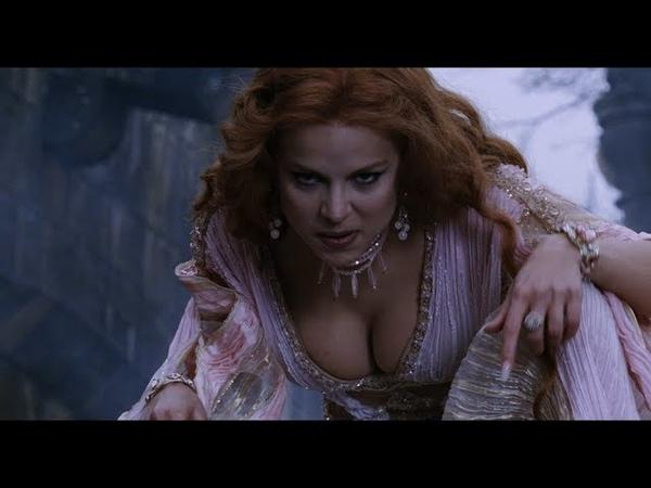 Вампирша предлагает сделку Ван Хельсинг и Карл отправляются на бал HD