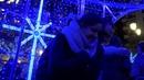 Las 100.000 luces del árbol logroñés triunfan en los selfis de Instagram