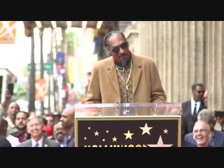 Snoop dogg благодарит себя