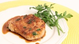 Garlic &amp Brown Sugar Pork Chops Recipe - Laura Vitale - Laura in the Kitchen Episode 889
