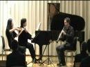 Mozart Kegelstatt-Trio Es-Dur KV 498 1.Andante