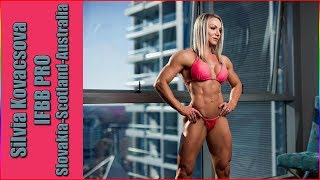Silvia Kovacsova - IFBB PRO | Slovakia-Scotland-Australia №1