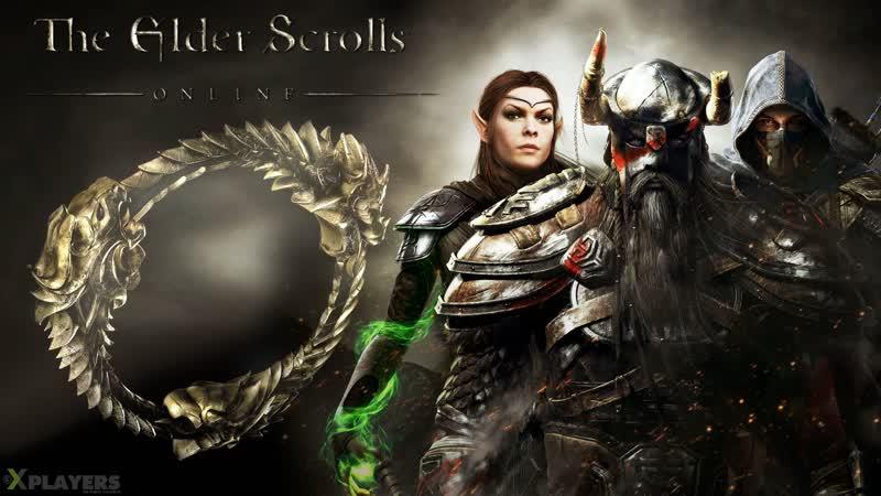 The Elder Scrolls Online! Сиродил на горизонте! Залетай на ПВП стрим!