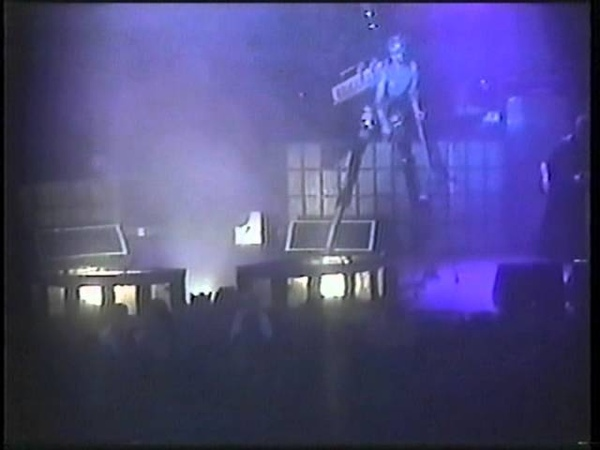 Marilyn Manson Live at Metropolis in Montreal Quebec Canada