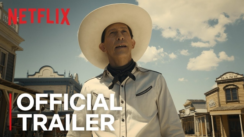 The Ballad of Buster Scruggs. 2018